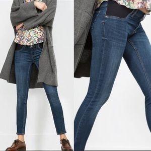 Zara The Mommy Skinny Maternity Jeans | S
